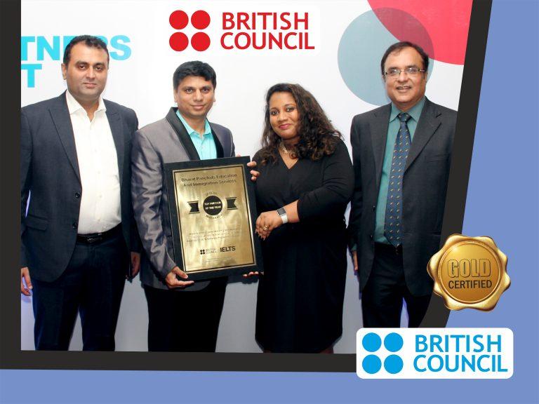 Bharat Panchal British Certified