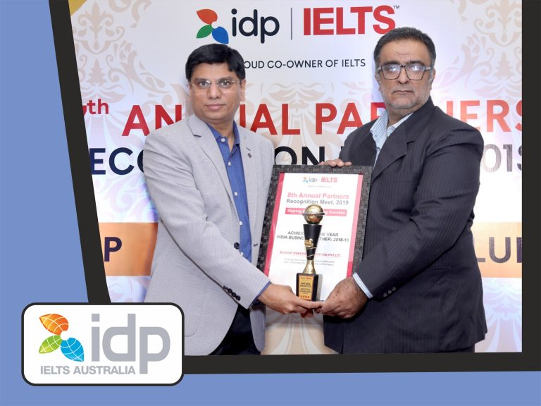 Bharat Panchal IDP Certified